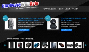 Computer hardware review site Review Website