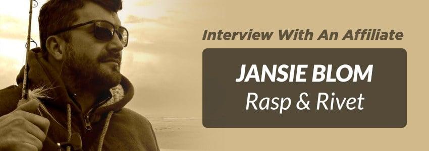 Jansie Blom Interview affiliate marketers