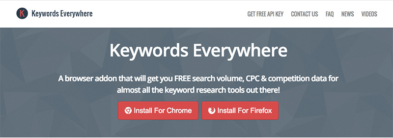 Keywords Everywhere Affiliate SEO