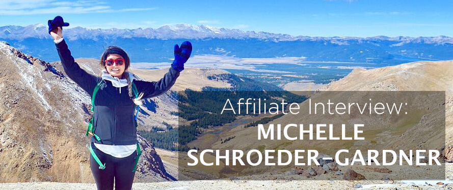 Michelle Schroeder-Gardner Interview personal finance blog