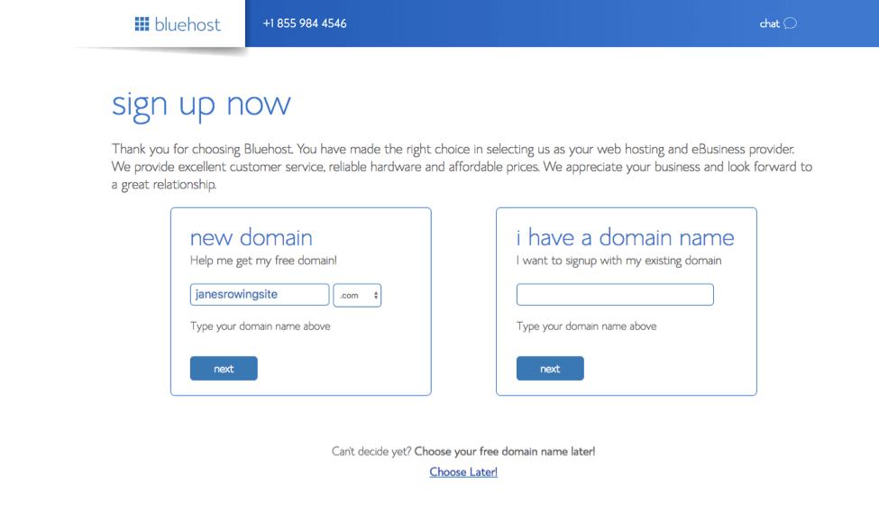 affiliate website