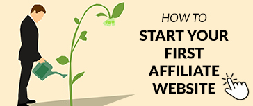 Start An Affiliate Website