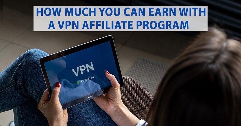 vpn affiliate program