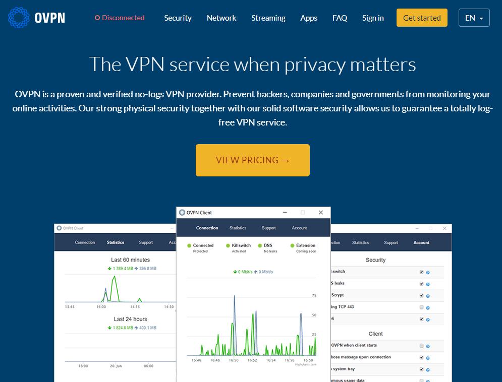 OVPN-  a vpn affiliate program